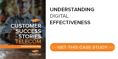 Case Study - Understanding Digital Effectiveness
