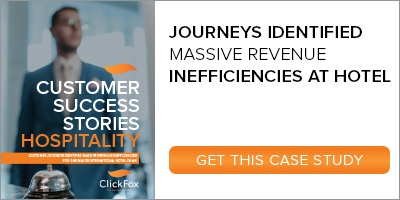 Case Study - Journeys Identified Massive Revenue Inefficiencies at Hotel