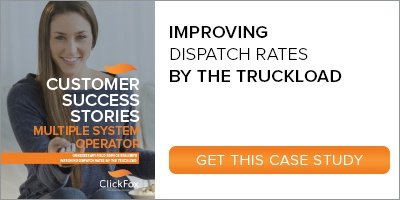 Case Study - Improving Dispatch Rates by the Truckload