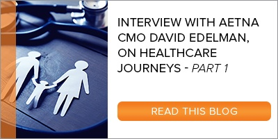 Interview w/ David Edelman from Aetna - Part 1