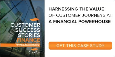 Case Study - Harnessing Value of Customer Journeys in Finance