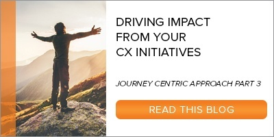 Blog: Driving Impact From Your CX Initiatives