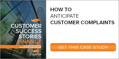 Case Study - How to Anticipate Customer Complaints