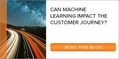 Blog - Can Machine Learning Impact the Customer Journey?