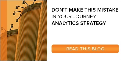 Blog - Don't Make This Mistake In Your Customer Journey Analytics Strategy