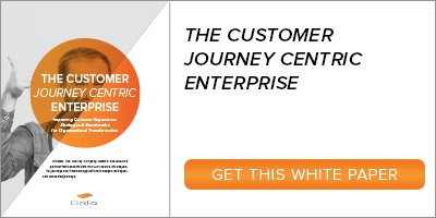 White Paper - Customer Journey Centric Enterprise