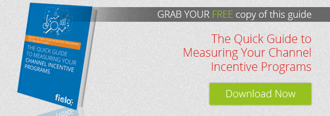 Free Dwonload - The Quick Guide to Measuring Your Channel Incentive Programs