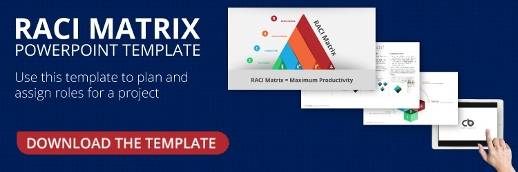 RACI Matrix PowerPoint Template
