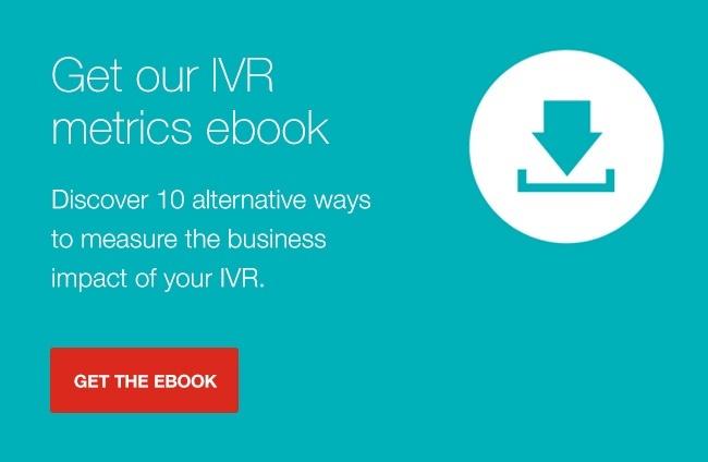 IVR-metrics