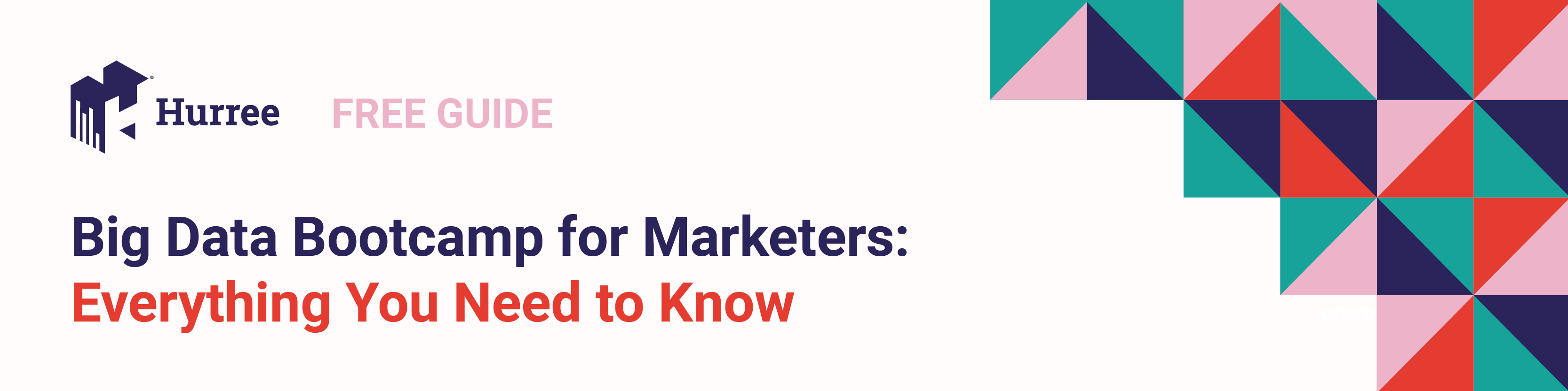 Big Data Bootcamp for Marketers: Free Guide