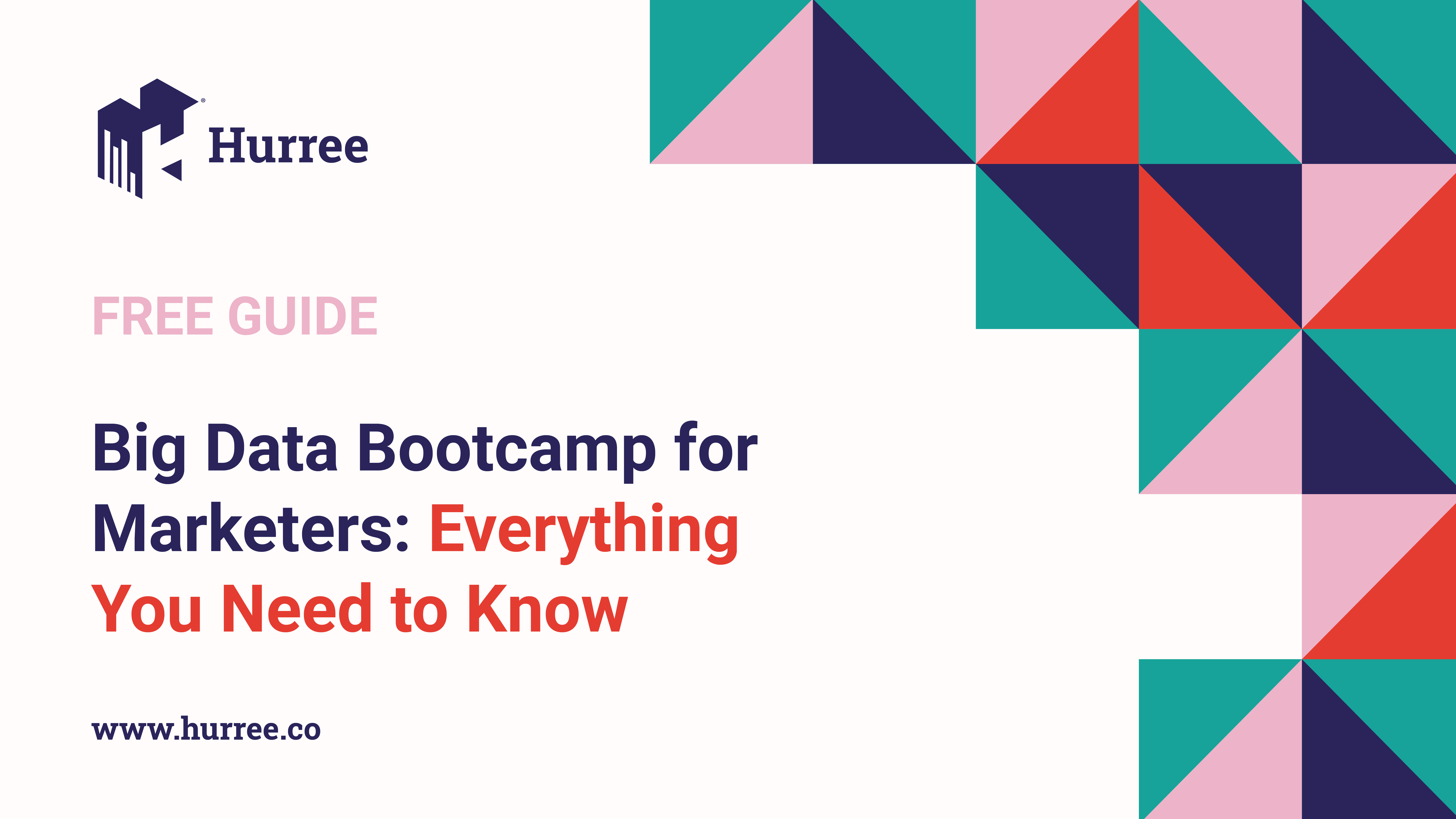 Big Data Bootcamp for Marketers guide download