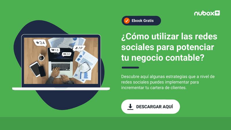 Ebook ¿Cómo utilizar las redes sociales para potenciar tu negocio de contabilidad?