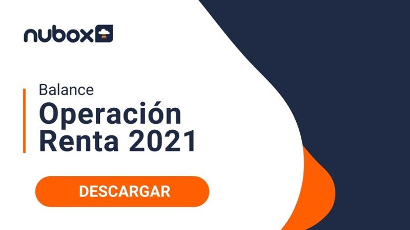 Operación Renta 2021