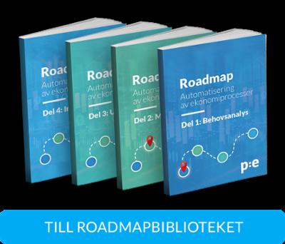 Roadmap för automatisering av redovisning