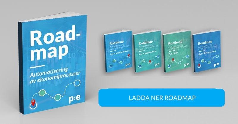 Roadmap för automatiserad redovisning