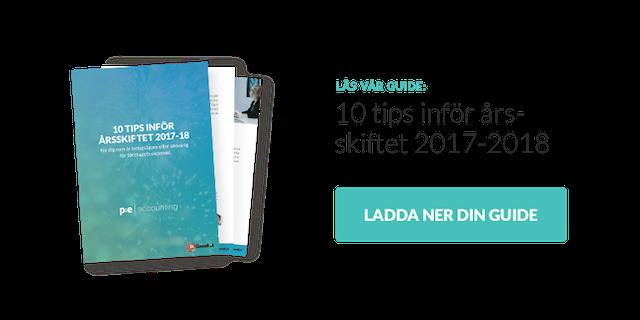 Ladda ner vår guide: 10 tips inför årsskiftet 2017-2018