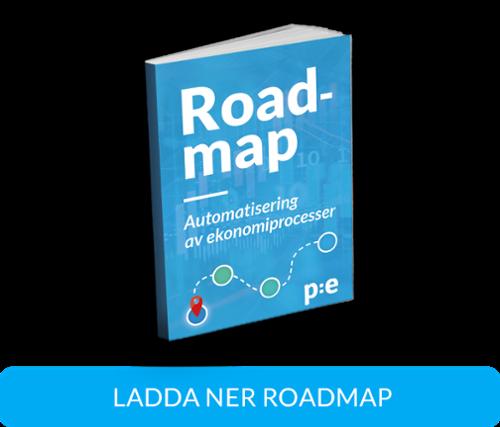Redovisning - Roadmap för automatisering av ekonomiprocesser