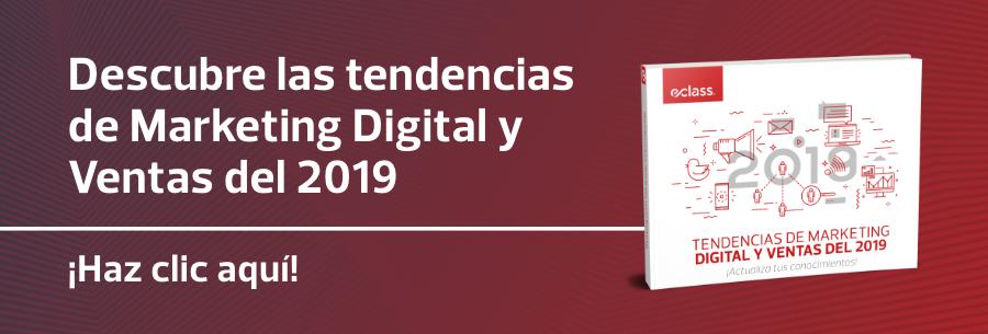 Tendencias de marketing digital y ventas del 2019