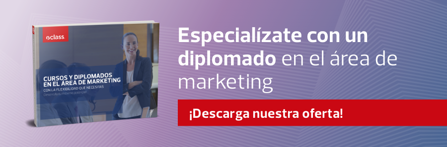 Cursos y diplomados de marketing