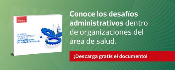 Desafíos administrativos en organizaciones de salud