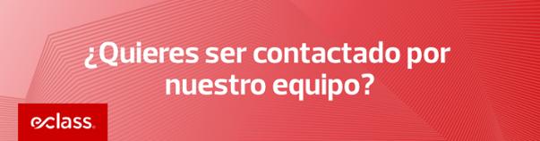Contacto equipo Marketing