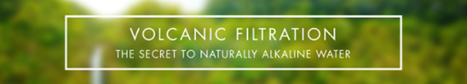 LEARN MORE ABOUT ALKALINE AND MINERAL RICH VOLCANIC WATER