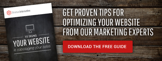 Get Proven Tips for Optimizing Your Website from Our Marketing Experts. Download the Free Guide.
