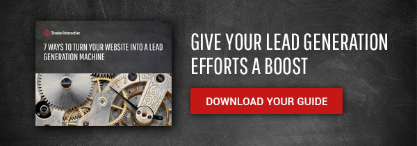 Give Your Lead Generation a Boost. Learn the 7 ways to turn your website into a lead generation machine.