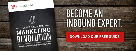 Become an Inbound Expert. Download our Free Guide - Experience the Marketing Revolution. A Beginner's Guide to Inbound Marketing.