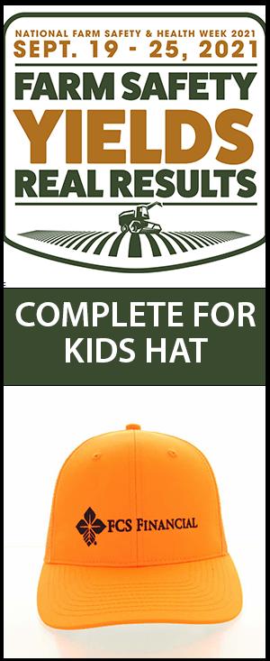 kids hat form