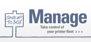 Managed Print Services Print Fleet Control