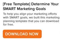 SMART Marketing Goals, Inbound, Social Media
