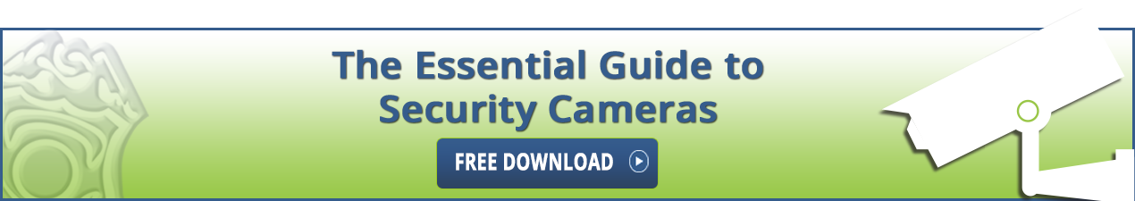 The Essential Guide To Security Cameras