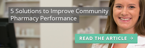 improve community pharmacy performance