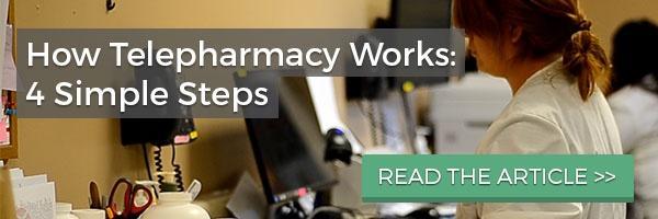how telepharmacy works