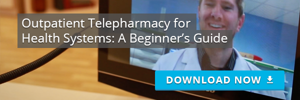 outpatient telepharmacy