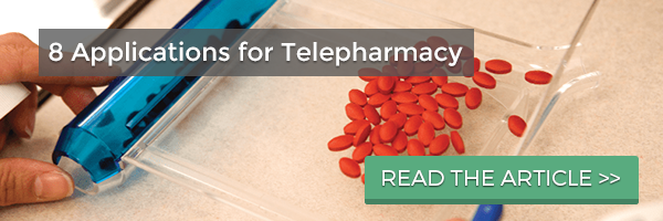 applications for telepharmacy