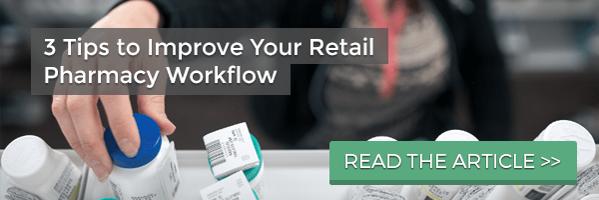 retail pharmacy workflow