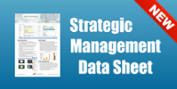 Strategic Management Data Sheet
