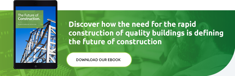 Discover how the need for the rapid construction of quality buildings is defining the future of construction
