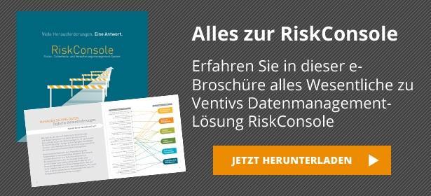 eBroschuere zur RiskConsole von Ventiv