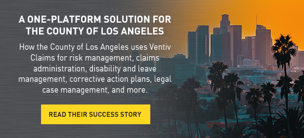 County of Los Angeles Case Study