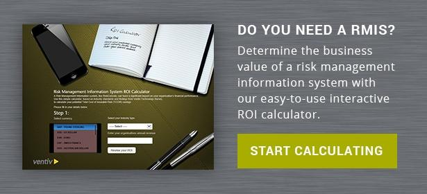 risk management software ROI