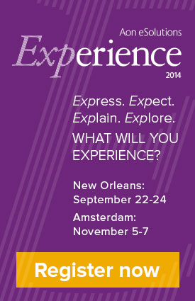 Register now for Experience 2014