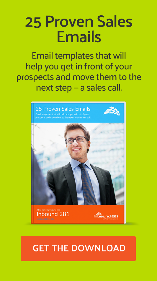 25 Proven Sales Emails