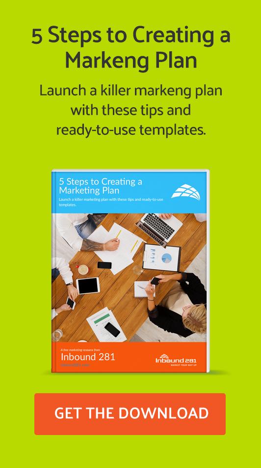 5 Steps To Create Marketing Plan