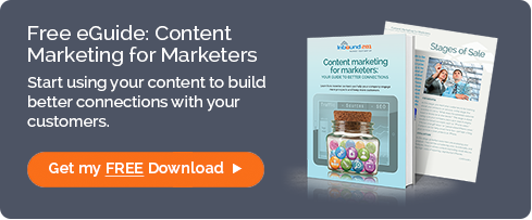 Content marketing eBook download