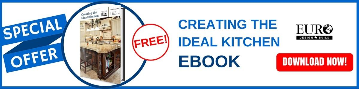 Creating the Ideal Kitchen Ebook - Click for Free Download