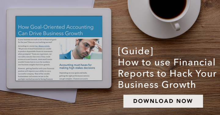 Business Growth Guide to Accounting