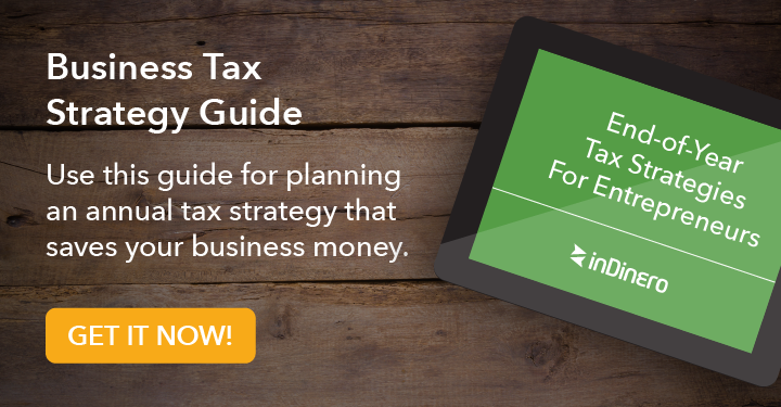 save on your business taxes